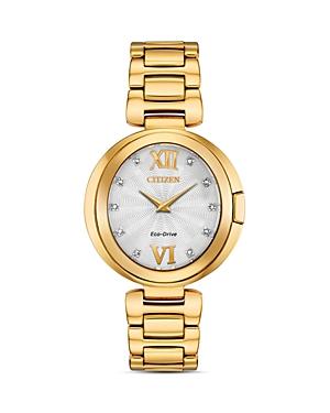 Capella Diamond Watch
