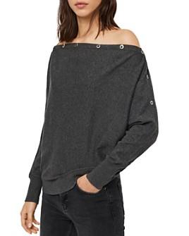 ALLSAINTS - Elle Grommet Sweater