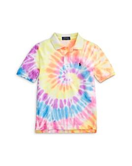 Ralph Lauren - Boys' Tie-Dyed Polo Shirt - Big Kid