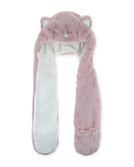 Capelli - Girls' Cat Hooded Hat