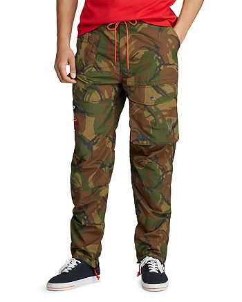 Polo Ralph Lauren - Camo Graphic Relaxed Fit Cargo Pants