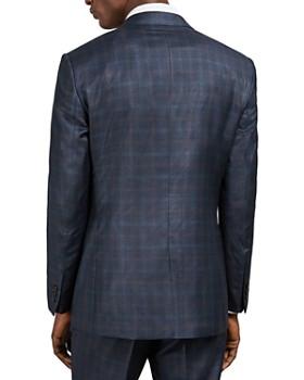Ted Baker - Haigj Checked Slim Fit Jacket