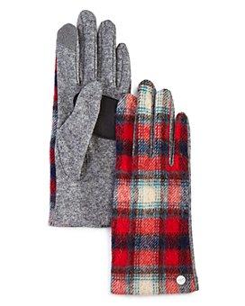 Echo - Heritage Plaid Tech Gloves