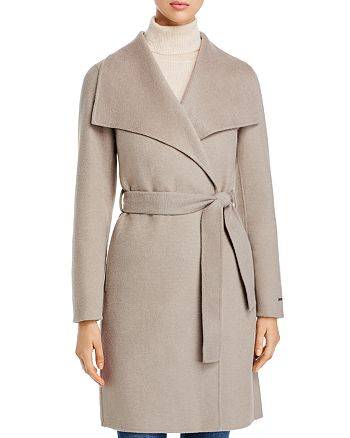 T Tahari - Ellie Double-Face Coat