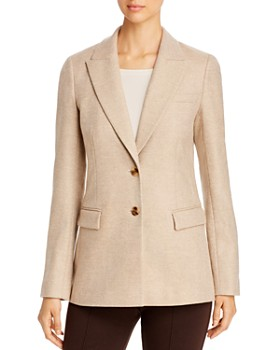 Lafayette 148 New York - Harlow Two-Tone Tweed Blazer