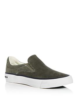 SeaVees - Men's Hawthorne Corduroy Slip-On Sneakers