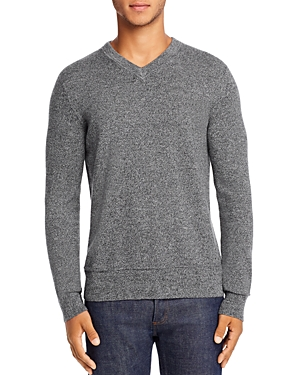 Theory Hilles Cashmere V-Neck Sweater