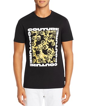Versace Jeans Couture - Border Baroque Tee