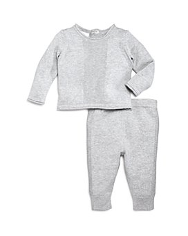 Bloomie's - Unisex Crewneck Sweater & Pants Set - Baby