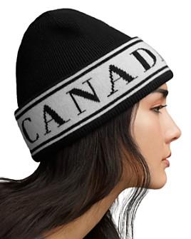 Canada Goose - Logo Beanie