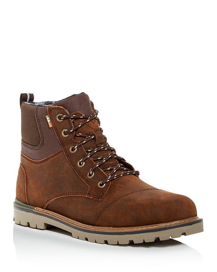 TOMS - Men's Ashland Suede Hiker Boots