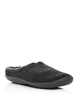 TOMS - Men's Berkeley Woolen Slippers