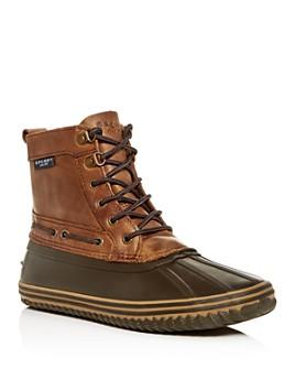Sperry - Men's Huntington Waterproof Duck Boots