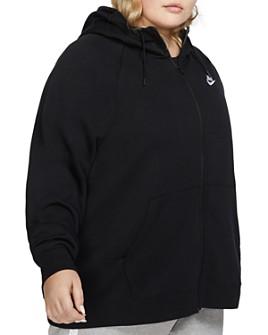 Nike Plus - Zip-Front Hoodie