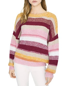 Sanctuary - Blur The Lines Striped Sweater
