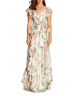 Alice McCall - Salvatore Floral Gown