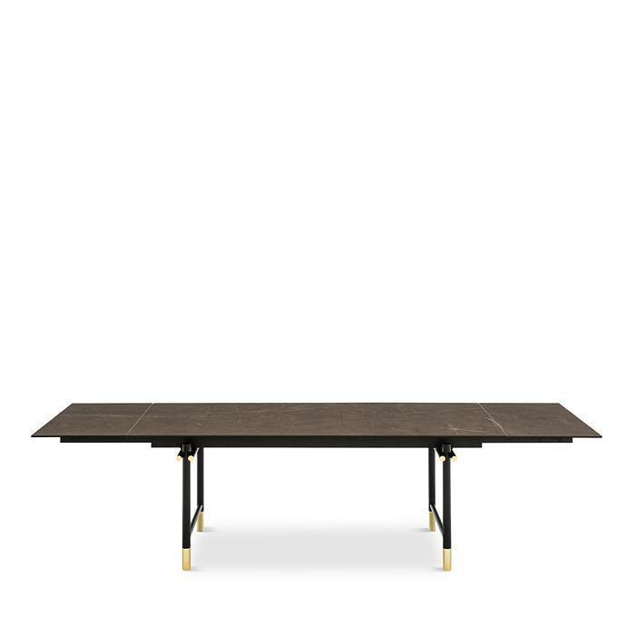 Calligaris - Monogram Rectangle Dining Table