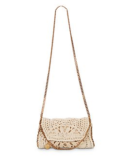Stella McCartney - Falabella Mini Crochet Crossbody