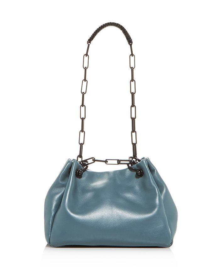 Callista - Grace Leather Mini Hobo