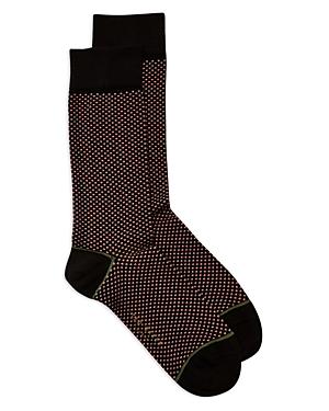 Ted Baker Socks QUAIL SPOT PATTERN SOCKS