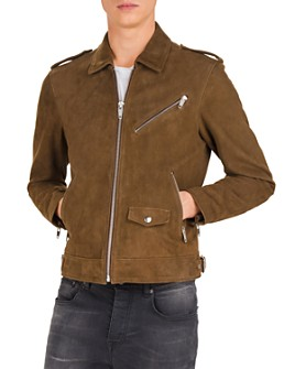 The Kooples - Suede Jacket