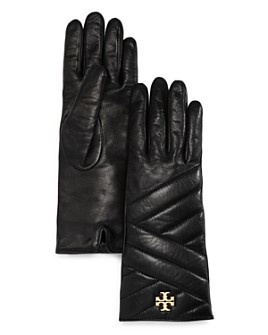 Tory Burch - Kira Chevron Gloves