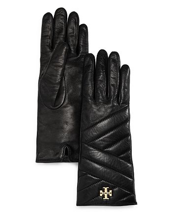 Tory Burch - Kira Chevron Gloves