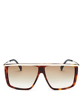 Givenchy - Unisex Flat Top Sunglasses, 62mm