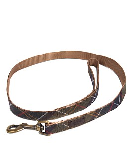 Barbour - Tartan Dog Lead