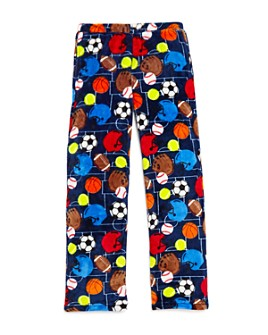 Sovereign Athletic - Boys' Sports Print Pajama Pants - Little Kid, Big Kid