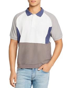 FILA - FJELD Kasper Regular Fit Jersey Polo