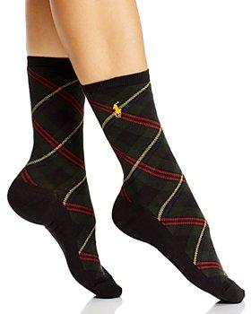 Ralph Lauren - Tartan Plaid Trouser Socks