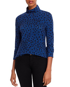Rebecca Taylor - Faune Jersey Turtleneck