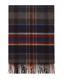 The Men's Store at Bloomingdale's - Multi-Color Plaid Scarf - 100% Exclusive