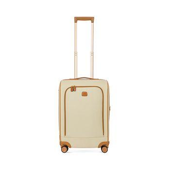 "Bric's - Firenze 21"" Carry-On Split Frame Spinner with Pocket"