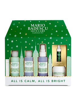Mario Badescu - All is Calm, All is Bright Gift Set ($38 value)