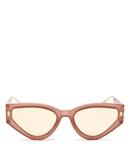 Dior - Women's Dior1 Cat Eye Sunglasses, 53mm