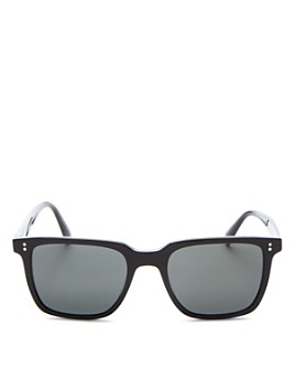 Oliver Peoples - Unisex Lachman Polarized Square Sunglasses, 50mm