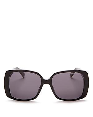 Marc Jacobs Women\\\'s Square Sunglasses, 55mm
