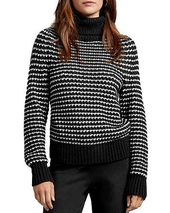 Michael Stars - Darcy Striped Turtleneck Sweater