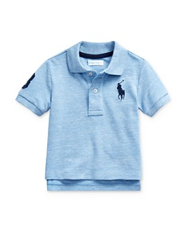 Ralph Lauren - Boy's Big Pony Polo Shirt - Baby