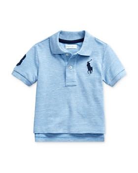 Ralph Lauren - Boy's Big Pony Polo Shirt - Baby