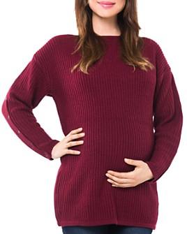 Nom Maternity - Odette Maternity & Nursing Sweater