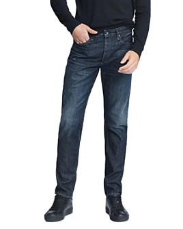 rag & bone - Fit 2 Slim Fit Jeans in Scout