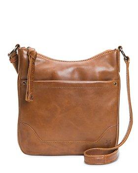 Frye - Melissa Medium Leather Wallet Crossbody