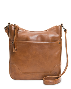 Frye Melissa Medium Leather Wallet Crossbody-Handbags