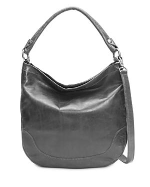 Frye Melissa Medium Leather Hobo-Handbags