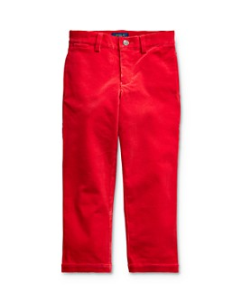 Ralph Lauren - Boys' Slim Fit Corduroy Pants - Little Kid