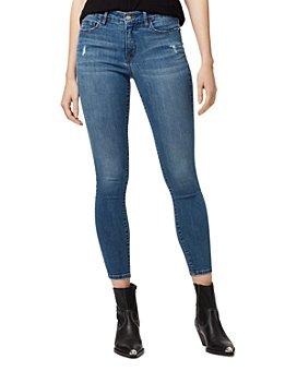 Sanctuary - Social Standard Ankle Skinny Jeans in Pure Spar