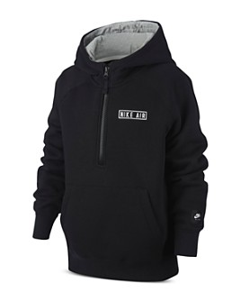 Nike - Boys' Air Logo Hoodie - Big Kid